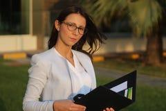 Mulheres de negócio - imagem conservada em estoque Imagens de Stock
