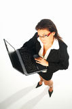 Mulheres de negócio 'sexy' 3 foto de stock royalty free