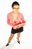 Mulheres de negócio 'sexy' 3 fotografia de stock royalty free
