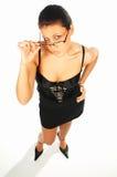 Mulheres de negócio 'sexy' 4 Imagens de Stock Royalty Free