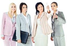 Mulheres de negócios Imagem de Stock