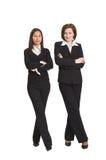 Mulheres de negócios Imagem de Stock Royalty Free