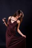 Mulheres do encanto com a lamentação Fotografia de Stock Royalty Free