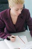 Mulheres do escritório Fotos de Stock Royalty Free