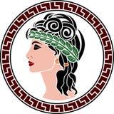 Mulheres do Patrician ilustração royalty free