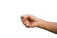 Mulheres dos gestos de mão Imagens de Stock