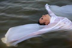 Mulheres em topless bonitas Imagem de Stock
