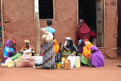 Mulheres etíopes Fotografia de Stock