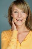Mulheres felizes Fotos de Stock Royalty Free