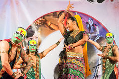 Mulheres indianas Fotografia de Stock
