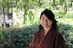 Mulheres japonesas Imagens de Stock Royalty Free
