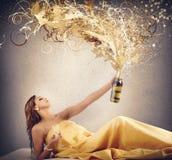 Mulheres luxuosas fotos de stock royalty free