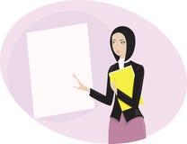 Mulheres no negócio ilustração stock