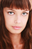 Mulheres novas bonitas Imagem de Stock Royalty Free