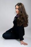 Mulheres novas elegantes imagens de stock royalty free