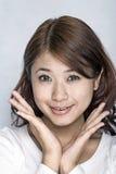 Mulheres novas - expressão Imagens de Stock