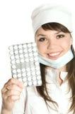Mulheres o doutor imagens de stock royalty free