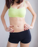 Mulheres saudáveis Imagens de Stock