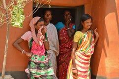 Mulheres tribais Imagens de Stock