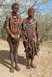 Mulheres tribais africanas Foto de Stock Royalty Free