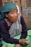 Mulheres tribais de Khasi em India do nordeste Imagem de Stock