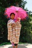 Mulheres tribais de Khasi em India do nordeste Fotos de Stock Royalty Free