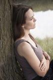 Mulheres tristes Imagens de Stock