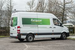 Europcar Is A Car Rental Company Owned By Eurazeo Editorial Image