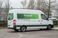 Europcar Van Editorial Stock Photo Image Of Irish Hire 74766113