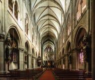 Mulhouse Temple Saint-Étienne Stock Photography