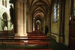 Mulhouse Temple Saint-Étienne Stock Images