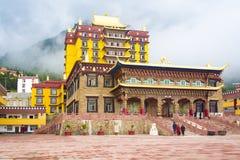 Muli tempel Fotografering för Bildbyråer