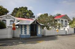 Muliaage в мужчине Республика Мальдивов Стоковые Фотографии RF
