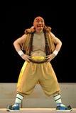 Mulian Drama of Chinese Qi opera performer Royalty Free Stock Image