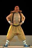 Mulian Drama of Chinese Qi opera performer Stock Photography