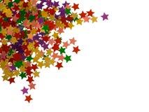 mulicolored звезды картины Стоковое Изображение RF