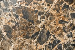 Mulicolored dark natural marble. High resolution photo. stock photography