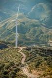 Mulini di vento Fotografia Stock Libera da Diritti