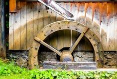 Mulino a acqua Fotografia Stock