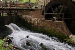 Mulino a acqua Immagini Stock Libere da Diritti