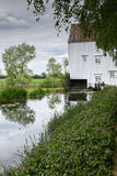 Mulino Cambridgeshire del filone Fotografia Stock Libera da Diritti
