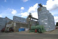 Mulino da grano Immagini Stock Libere da Diritti