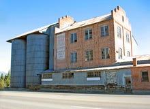 Mulino da grano Fotografia Stock Libera da Diritti