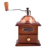 Mulino di caffè d'annata immagine stock