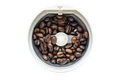 Mulino di caffè elettrico Immagini Stock