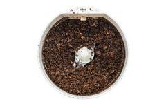 Mulino di caffè elettrico Immagine Stock