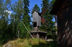 Mulino nella foresta Immagine Stock Libera da Diritti