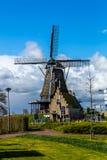 Mulino in Olanda Immagini Stock Libere da Diritti