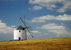 Mulino a vento Immagine Stock Libera da Diritti