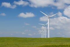 Mulino a vento. Fotografia Stock Libera da Diritti